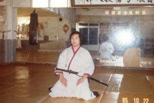 Iwata sensei teaching GM LIM Hyun-Soo